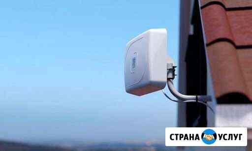 Интернет в частный дом Чапаевск