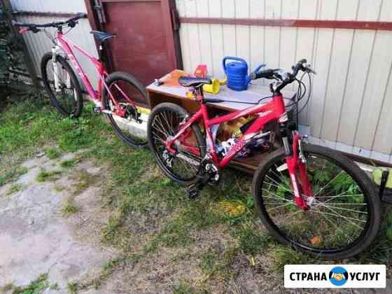 Ремонт и реставрация велосипедов Клинцы