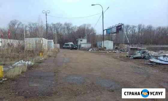 Охраняемая база Автостоянка легковых и грузовых ав Уфа