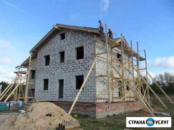 Строим дом коттедж под ключ Благовещенск