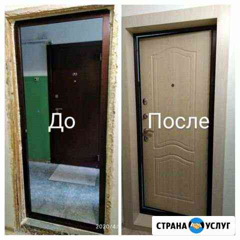 Откосы для входных дверей* 18RU Ижевск