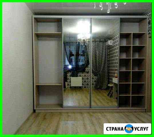 Шкафы-купе Астрахань