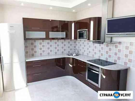 Кухни, шкафы-купе, гардеробные на заказ Ростов-на-Дону