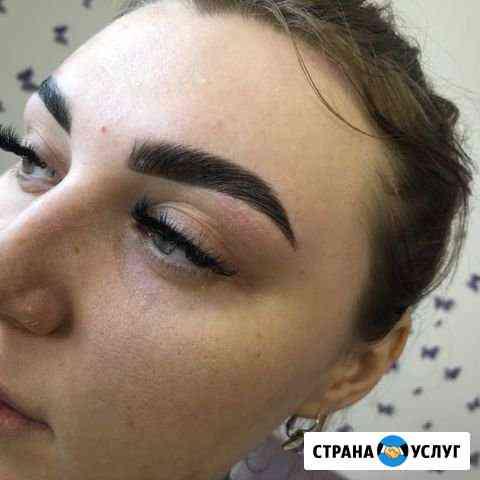 Услуги бровиста Тюмень