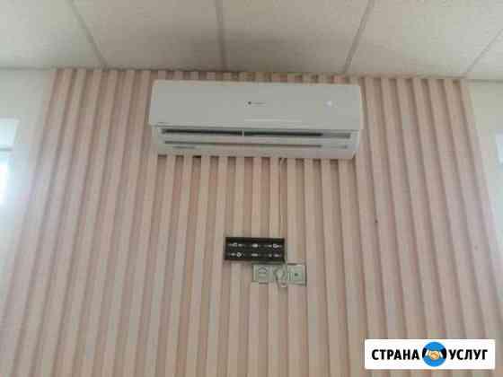 Установка, продажа и обслуживание кондиционеров Новосибирск