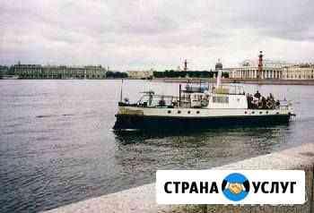 Банкеты, праздники на корабле Санкт-Петербург
