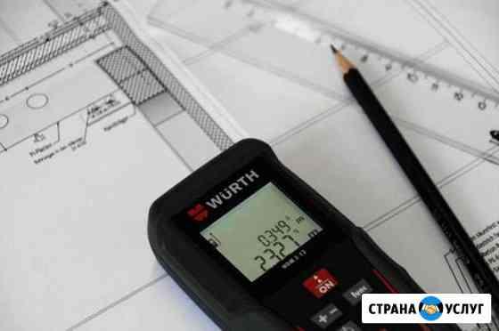 Создание планов зданий/сооружений в автокаде (dwg) Торжок