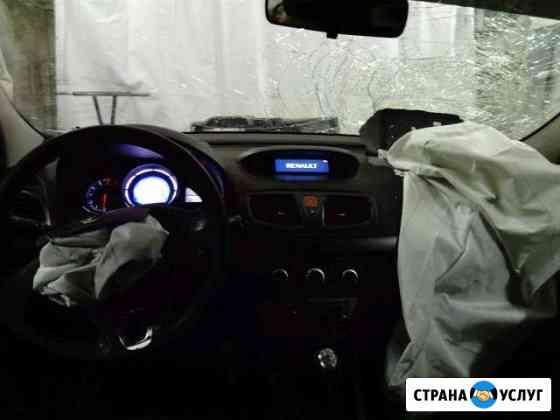 Ремонт восстановление Подушек Безопасности SRS air Кострома
