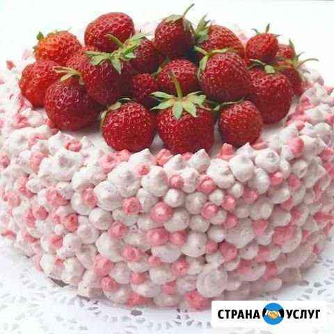 Торт, капкейки, зефир, пряники имбирные Воронеж