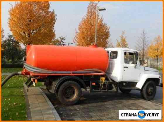 Откачка сливных ям Астрахань