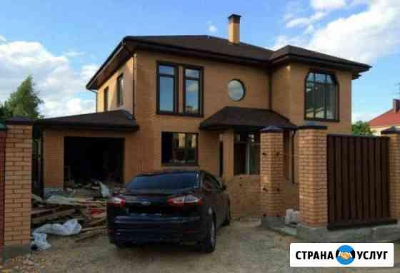 Строительство домов, проектирование, подсчет смет Владикавказ