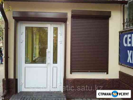 Ищу производителей входных дверей, рольставни, кон Курск