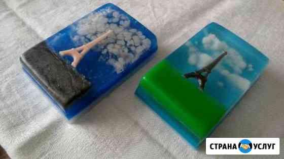 Мыло ручной работы высшего качества Казанское
