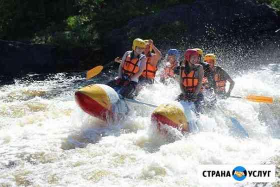 Азимут 315 Водные походы. Сплавы по рекам Йошкар-Ола