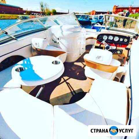 Аренда катера Санкт-Петербург