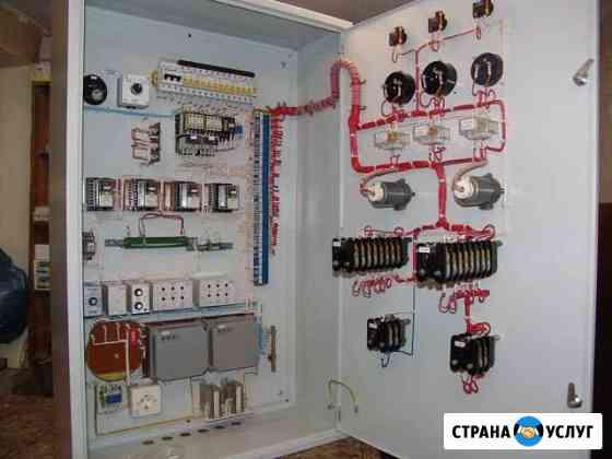 Сборка электрощитов Владивосток