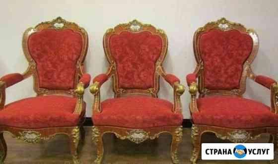 Реставрация - мебель картины рамы иконы киоты часы Санкт-Петербург