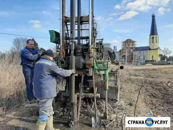 Инженерно-геологические изыскания геология Балабаново