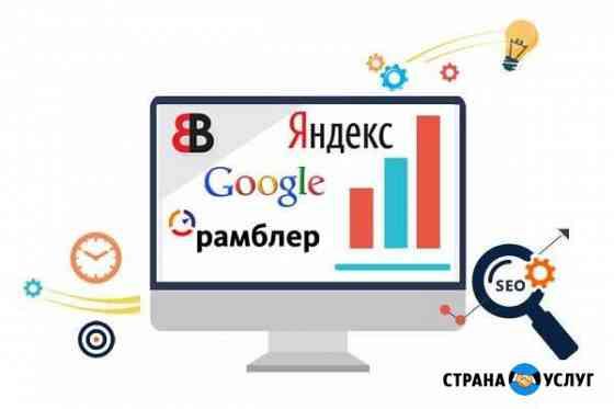 Яндекс директ, гугл реклама, инстаграм, фэйсбук Выселки