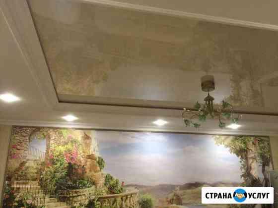 Натяжные потолки Владикавказ