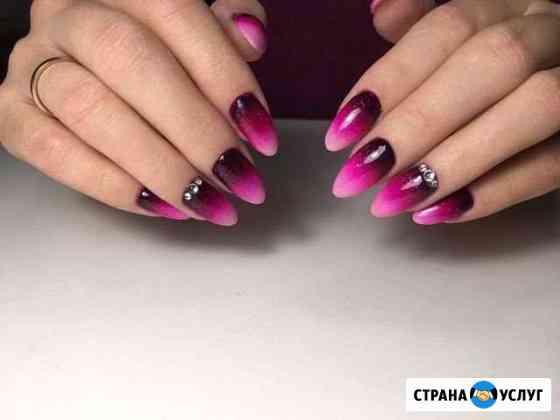 Наращивание ногтей Калининград