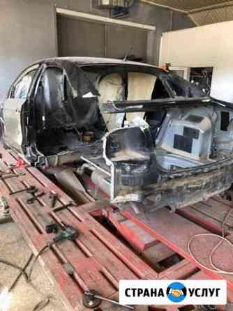 Кузовной ремонт авто Тульский