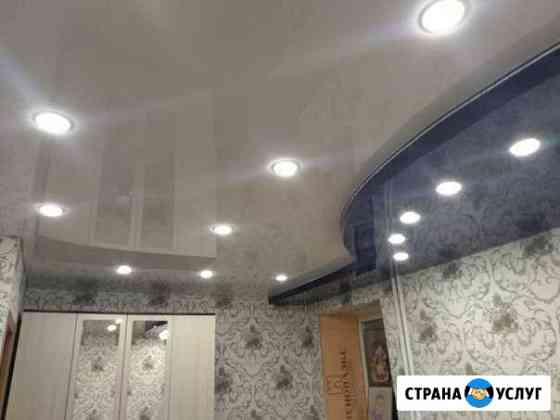 Натяжные потолки Череповец