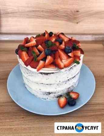 Торты и десерты на заказ на заказ Красноярск