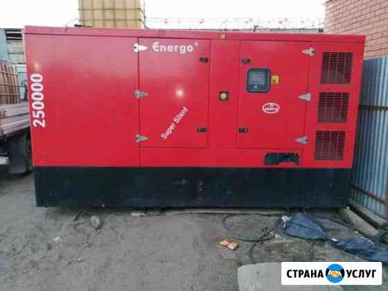Аренда дизельного генератора 60 кВт Тула