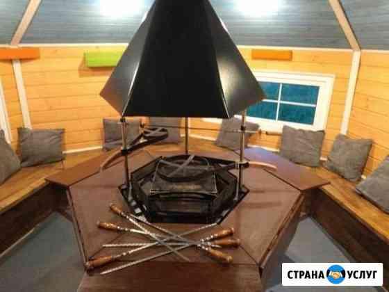Аренда гриль домика в Кингисеппе Кингисепп