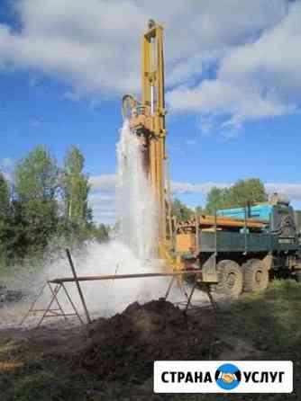 Бурение скважин на воду Пермь