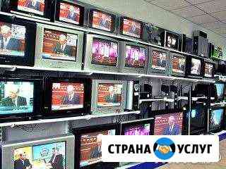 Ремонт телевизоров Балаково. Замена LED подсветки Балаково