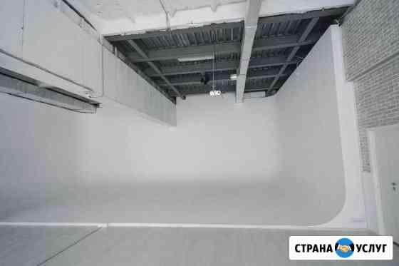 Аренда циклорамы, хромакея, павильона, фотостудии Москва