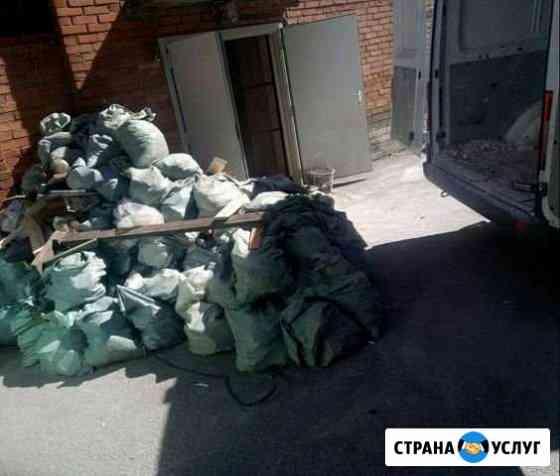 Грузовая машина для вывоза мусора Волгоград