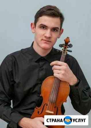 Уроки игры на скрипке Саратов