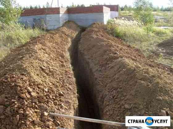Земляные работы Нижний Новгород
