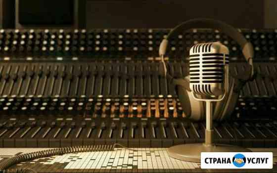 Диктор за час. Озвучка и изготовление аудиороликов Москва