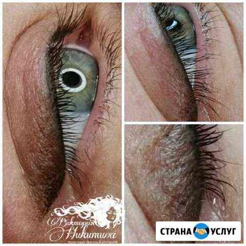 Татуаж (перманентный макияж) Омск