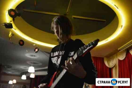 Репетитор по гитаре (первое занятие бесплатно) Нижний Новгород