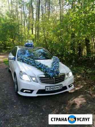 Свадебные Украшения на машину Калуга