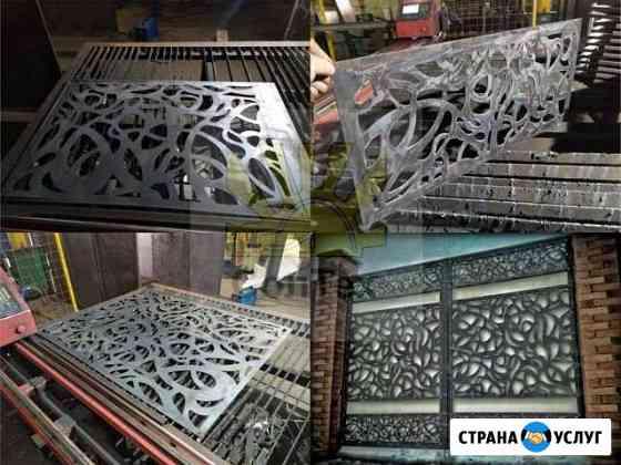 Плазменная резка, изготовление металлоконструкций Ростов-на-Дону