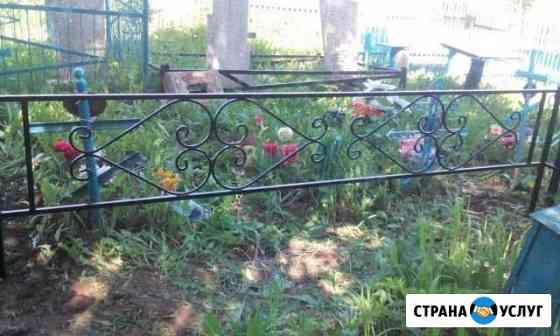 Оградки ритуальные Киров