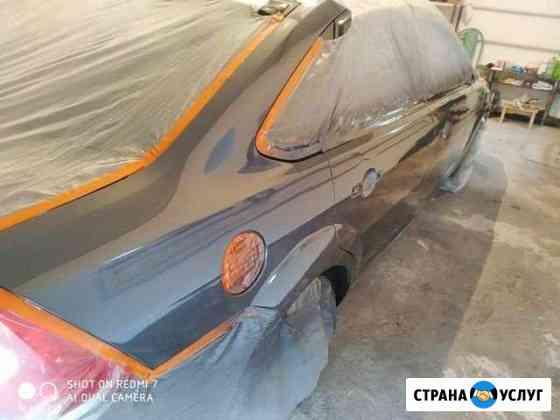 Покраска Автомобиля Грозный