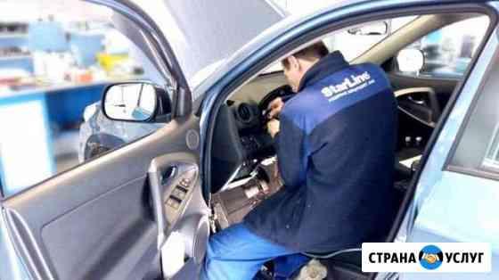Автоэлектрика, установка сигнализаций Котлас