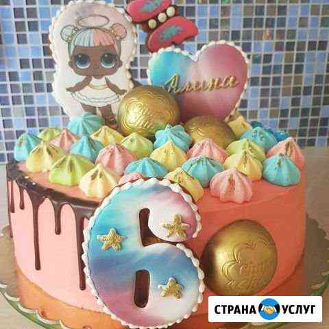 Торт на заказ Владимир