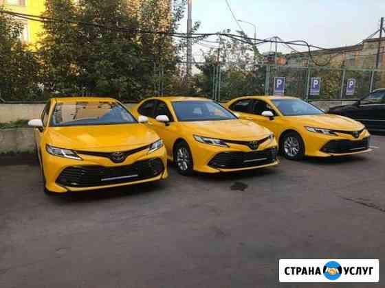 Оклейка такси Ростов-на-Дону