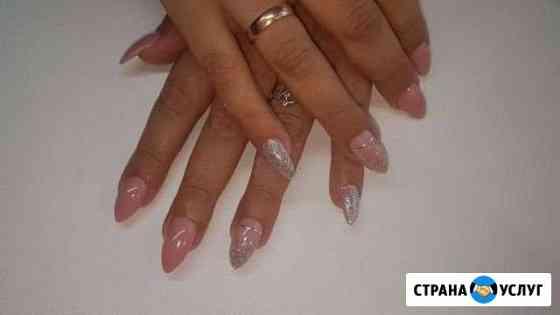 Наращивание ногтей Тверь