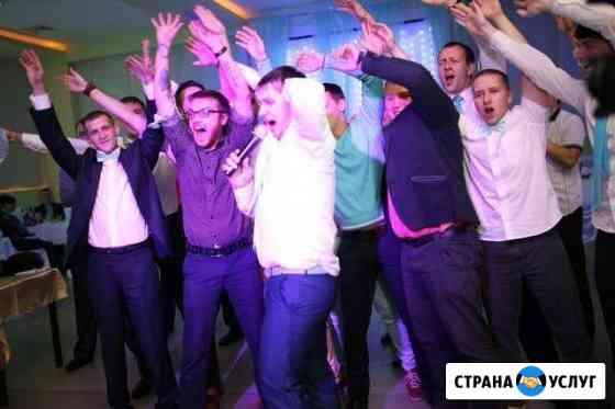 DJ, Ведущий на свадьбу, выпускной,юбилей и др Нижний Тагил