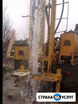 Бурение скважин с двойной изоляцией грунтовых вод Псков