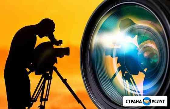 Видеооператор, видеосъемка, видеомонтаж, фотограф Зеленоград
